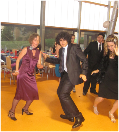 prom party dance
