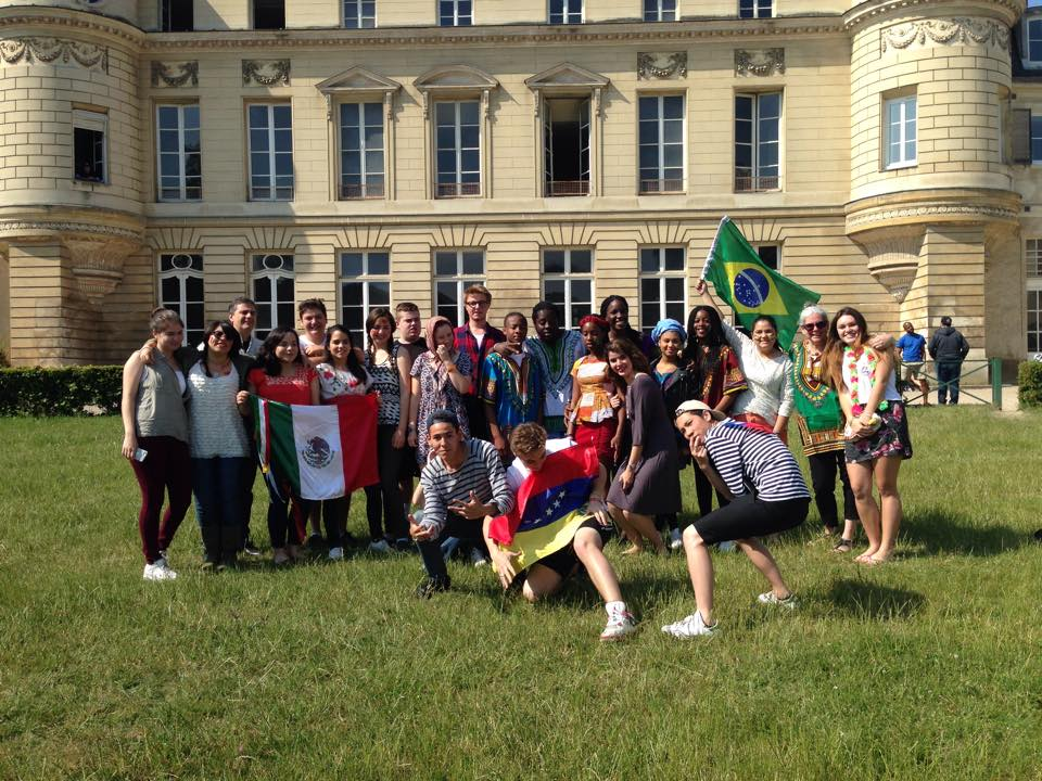 exchange program in France - meet the world!