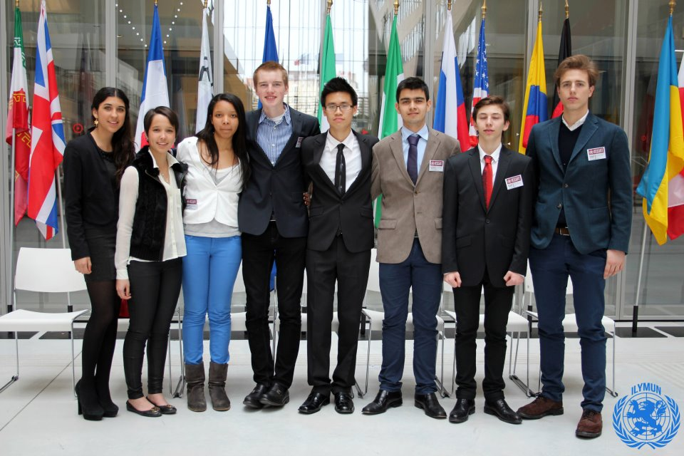 Notre-Dame International High School - Model United Nations