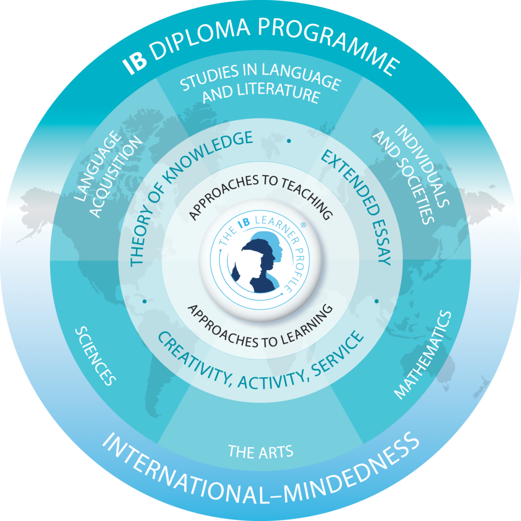 IB Diploma in France - Graphic