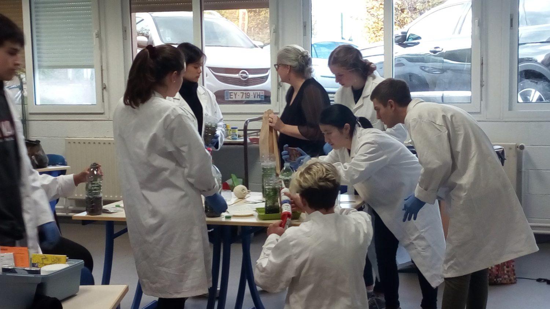 IB Diploma in France - Biology